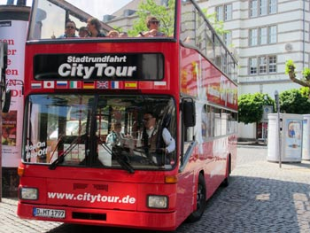 City Tour Düsseldorf